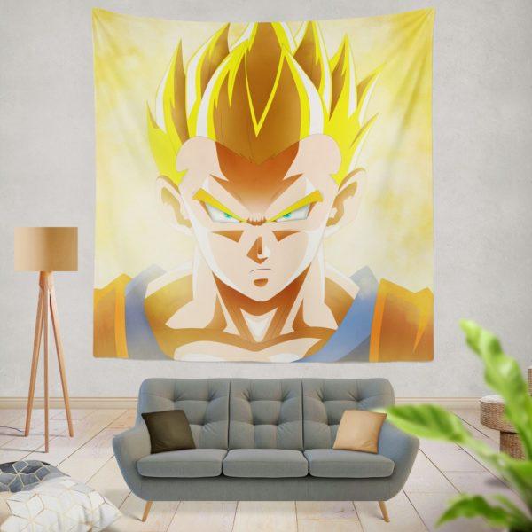Dragon Ball Super Son Goku Anime Boy Wall Hanging Tapestry