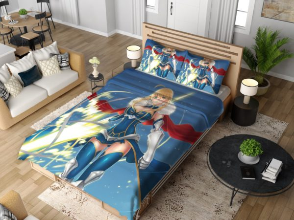Fate Stay Night fate Grand Order Anime Bedding Set 4
