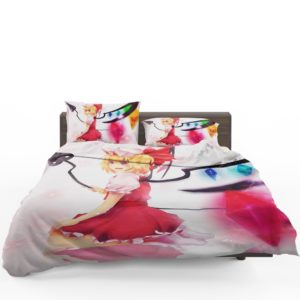 Flandre Scarlet Anime Girl Vampire Bedding Set 1