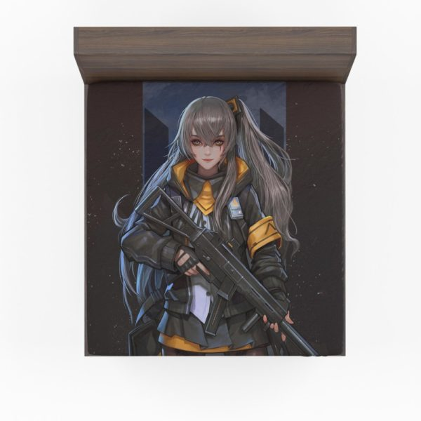 Girls Frontline 039s Anime Game Fitted Sheets