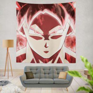 Goku Dragon Ball Super Japanese Anime Wall Hanging Tapestry