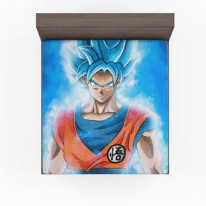 Goku Japanese Hero Anime Fitted Sheet