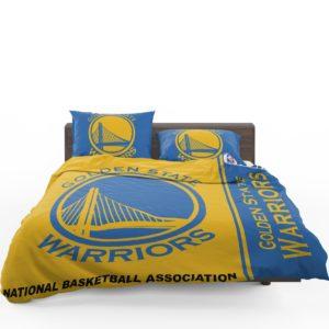 Golden State Warriors NBA Basketball Bedding Set 1