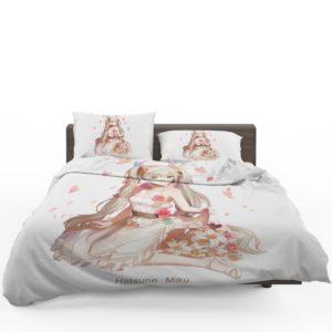 Hatsune Miku Vocaloid Anime Bedding Set 1