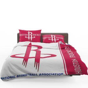 Houston Rockets NBA Basketball Bedding Set 1