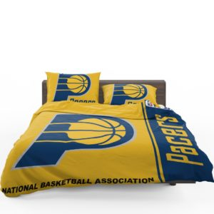 Indiana Pacers NBA Basketball Bedding Set 1