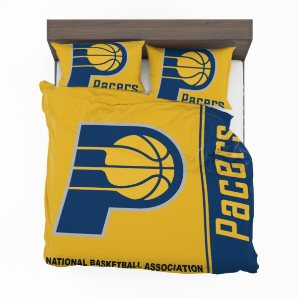 Indiana Pacers NBA Basketball Bedding Set 2