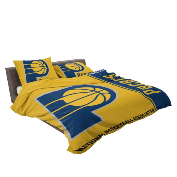 Indiana Pacers NBA Basketball Bedding Set 3