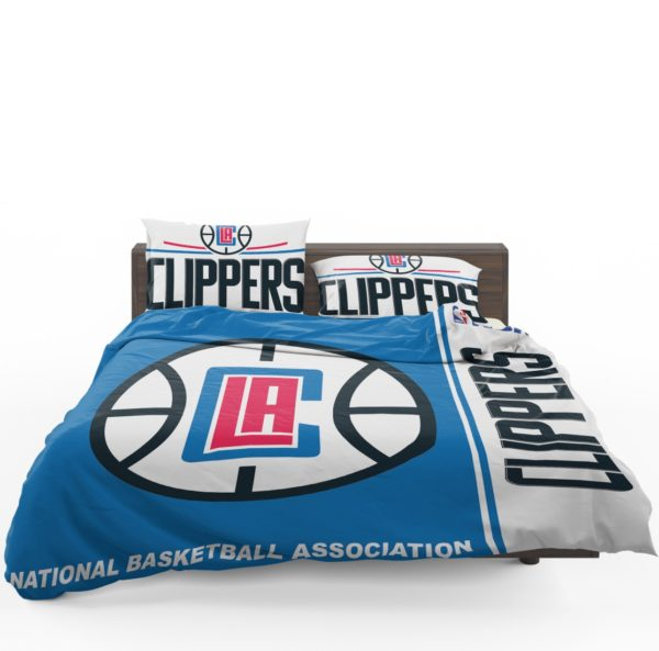 LA Clippers NBA Basketball Bedding Set 1