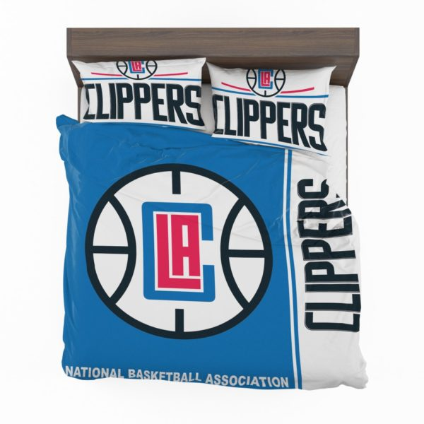 LA Clippers NBA Basketball Bedding Set 2