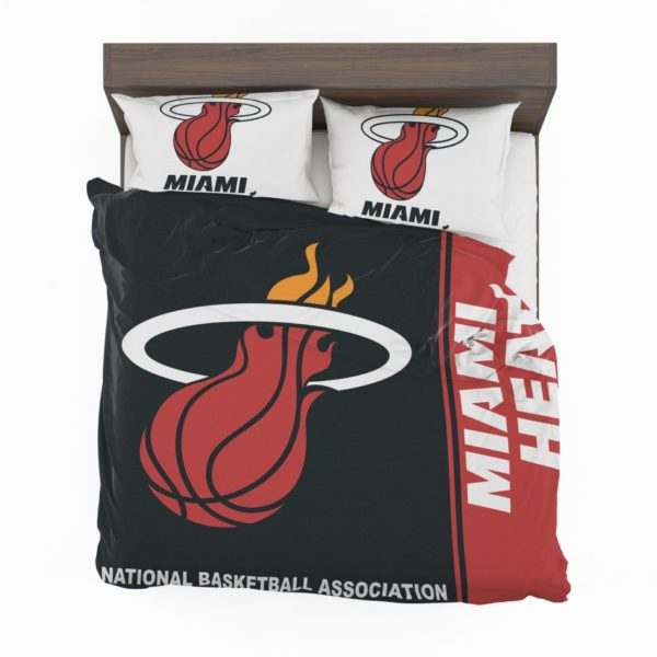 Miami Heat NBA Basketball Bedding Set 2