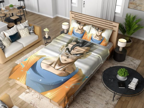 Mystic Gohan Dragon Ball Super Bedding Set 4