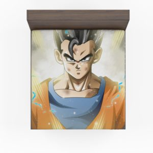 Mystic Gohan Dragon Ball Super Fitted Sheet