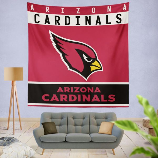 NFL Arizona Cardinals Wall Hanging Tapestry