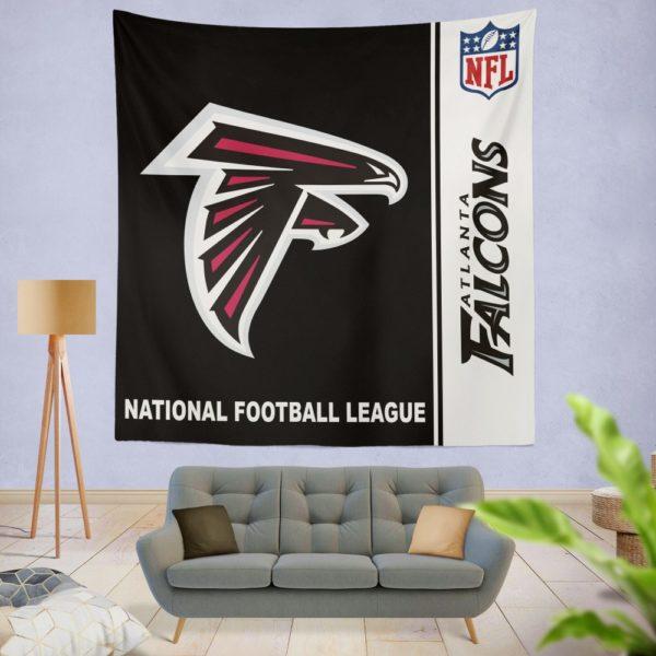 NFL Atlanta Falcons Wall Hanging Tapestry