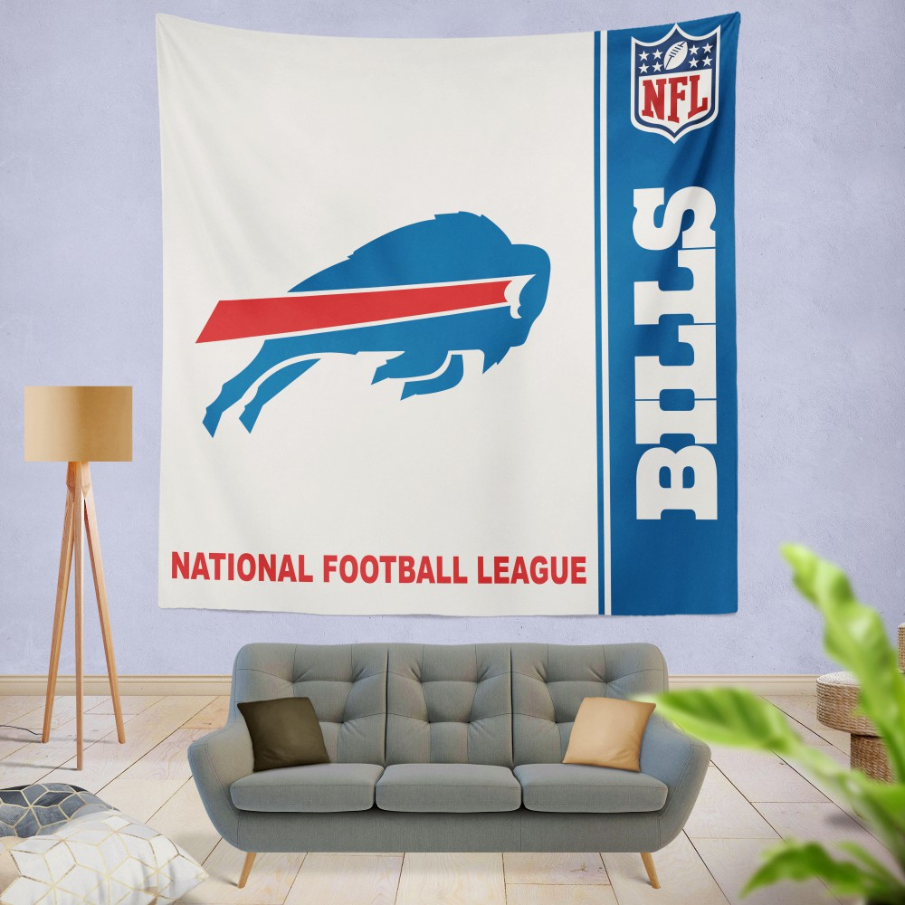 Nfl Buffalo Bills Wall Hanging Tapestry Ebeddingsets