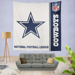 NFL Dallas Cowboys Wall Hanging Tapestry