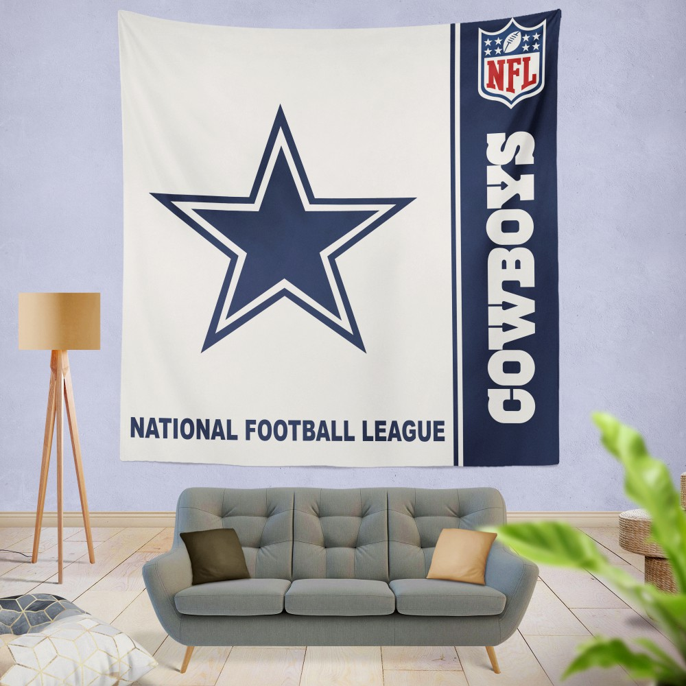 Nfl Dallas Cowboys Wall Hanging Tapestry Ebeddingsets