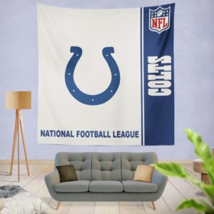 NFL Indianapolis Colts Wall Hanging Tapestry