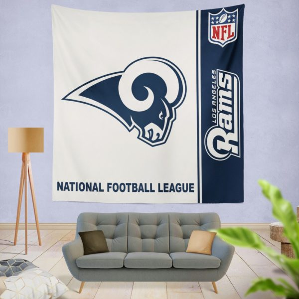 NFL Los Angeles Rams Wall Hanging Tapestry