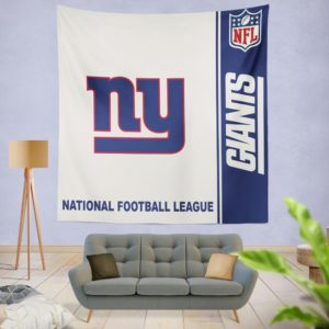 NFL New York Giants Wall Hanging Tapestry