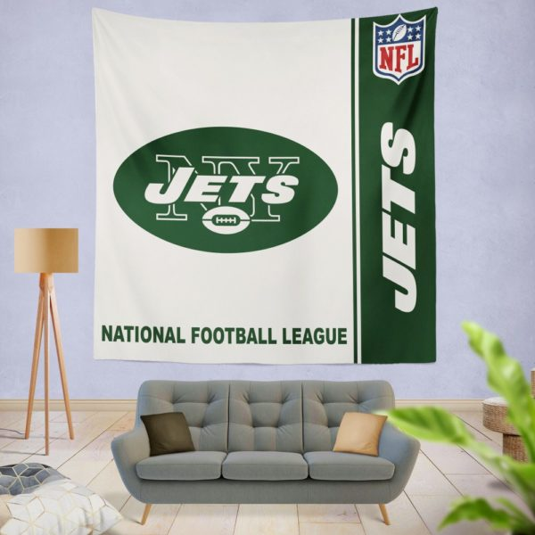 NFL New York Jets Wall Hanging Tapestry