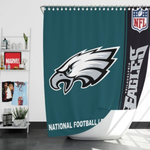 NFL Philadelphia Eagles Shower Curtain