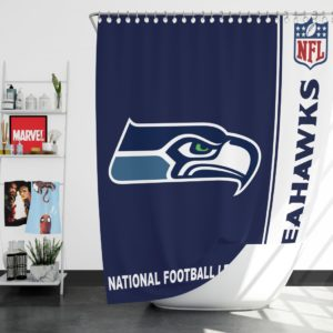NFL Seattle Seahawks Shower Curtain