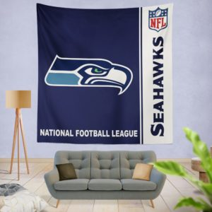 NFL Seattle Seahawks Wall Hanging Tapestry