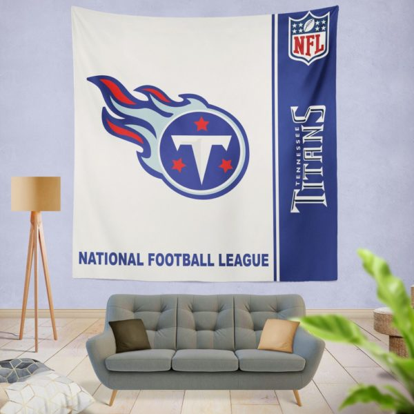 NFL Tennessee Titans Wall Hanging Tapestry