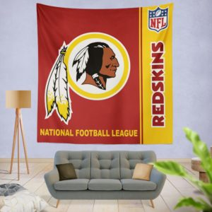 NFL Washington Redskins Wall Hanging Tapestry