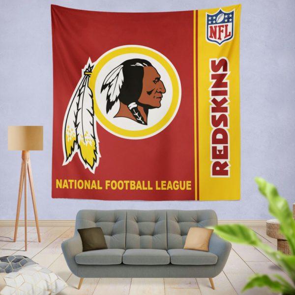 NFL Washington Redskins Wall Hanging Tapestry