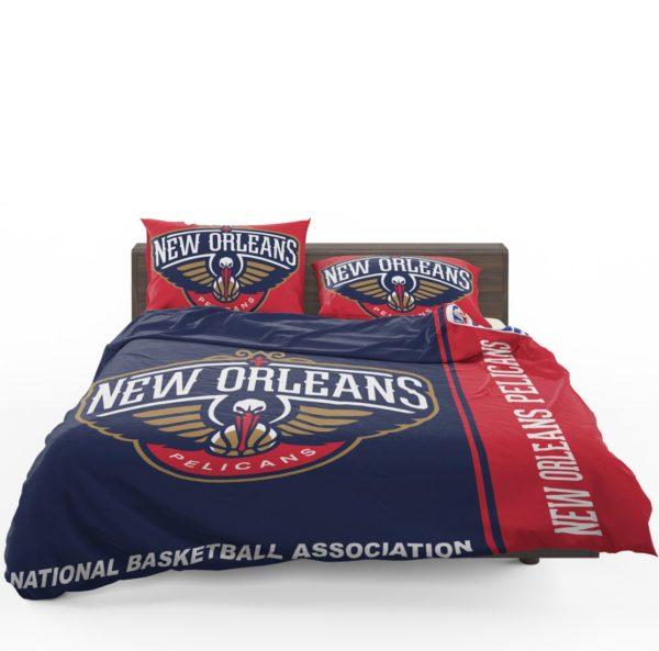 New Orleans Pelicans NBA Basketball Bedding Set 1