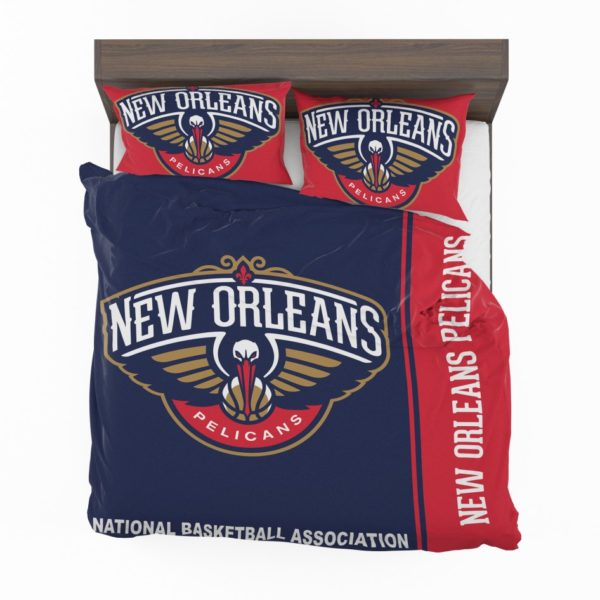 New Orleans Pelicans NBA Basketball Bedding Set 2