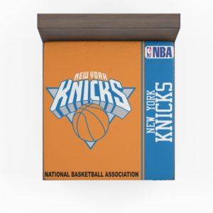 New York Knicks NBA Basketball Fitted Sheet