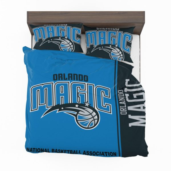 Orlando Magic NBA Basketball Bedding Set 2