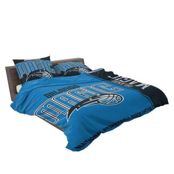 Orlando Magic NBA Basketball Bedding Set 3