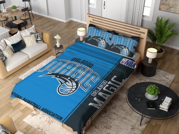 Orlando Magic NBA Basketball Bedding Set 4