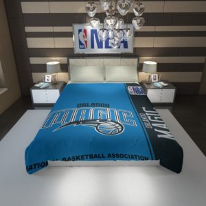 Orlando Magic NBA Basketball Duvet Cover 1
