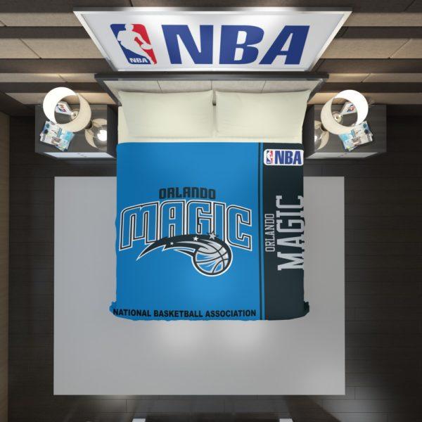 Orlando Magic NBA Basketball Duvet Cover 2