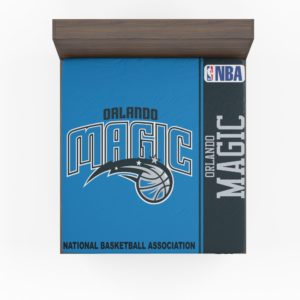 Orlando Magic NBA Basketball Fitted Sheet