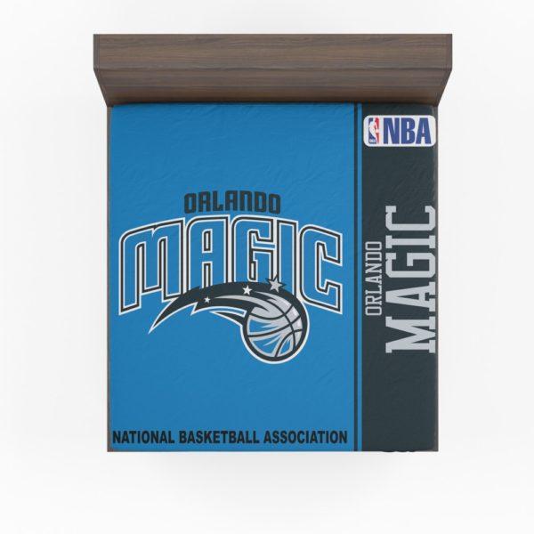 Orlando Magic NBA Basketball Fitted Sheet