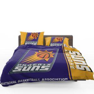Phoenix Suns NBA Basketball Bedding Set 1