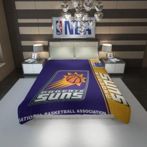 Phoenix Suns NBA Basketball Duvet Cover 1