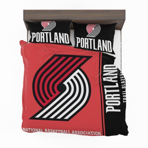 Portland Trail Blazers NBA Basketball Bedding Set 2