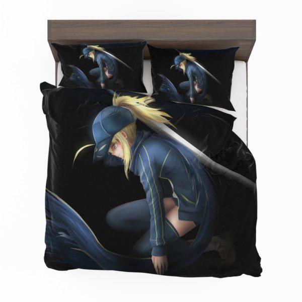 Saber Fate Grand Order Japanese Anime Bedding Set 2