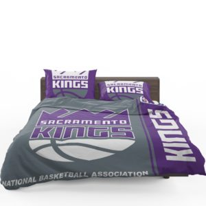 Sacramento Kings NBA Basketball Bedding Set 1