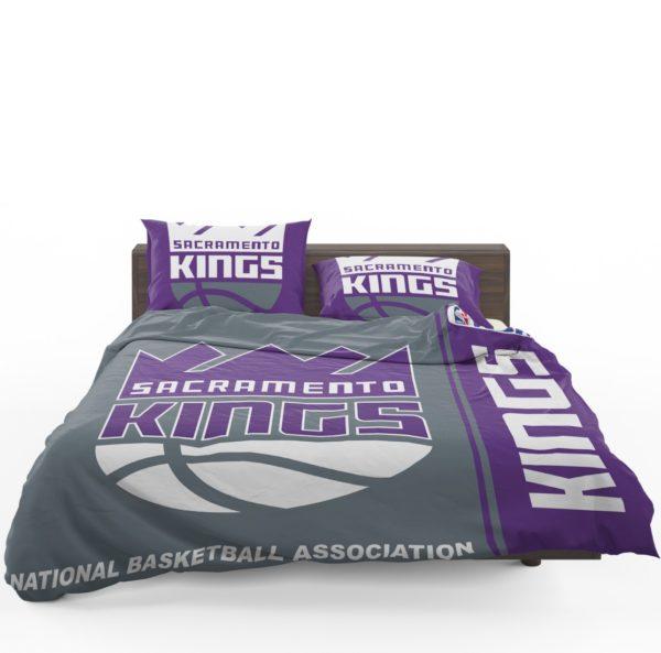 Sacramento Kings NBA Basketball Bedding Set 1