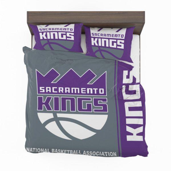 Sacramento Kings NBA Basketball Bedding Set 2