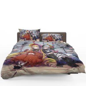 Shinku Suigintou Rozen Maiden Anime Girls Bedding Set 1